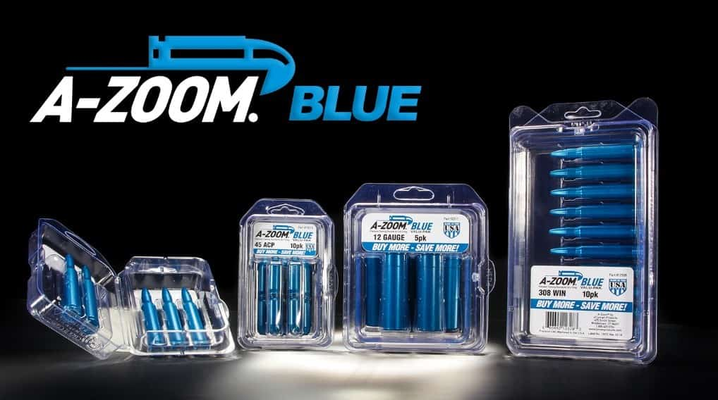 A-Zoom Blue Value Packs
