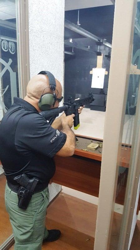 Battle Rifle Company BR4 Diablo Short-barreled Rifle