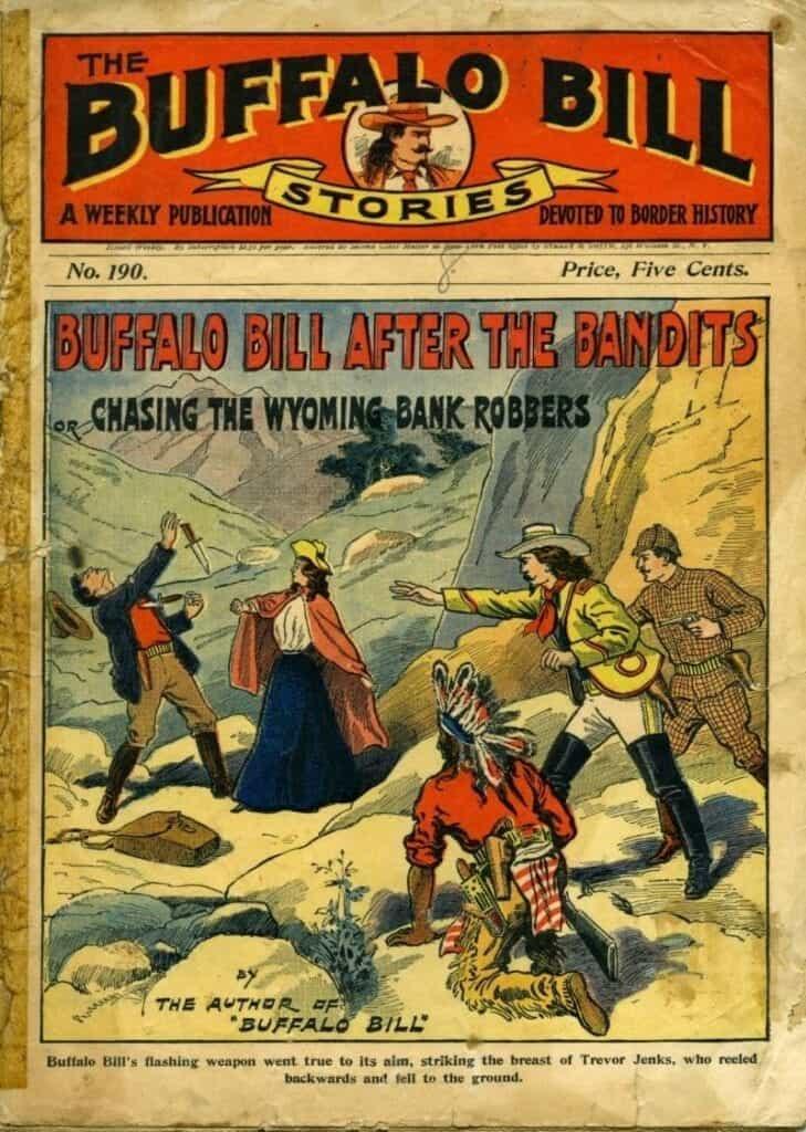 Cimarron Firearms - Buffalo Bill Signature Series Frontier Revolver