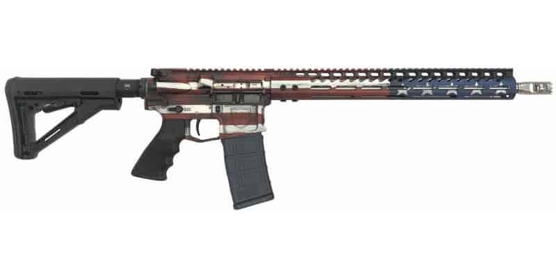 DS-15 Signature 556 Freedom Flag Standard Rifle