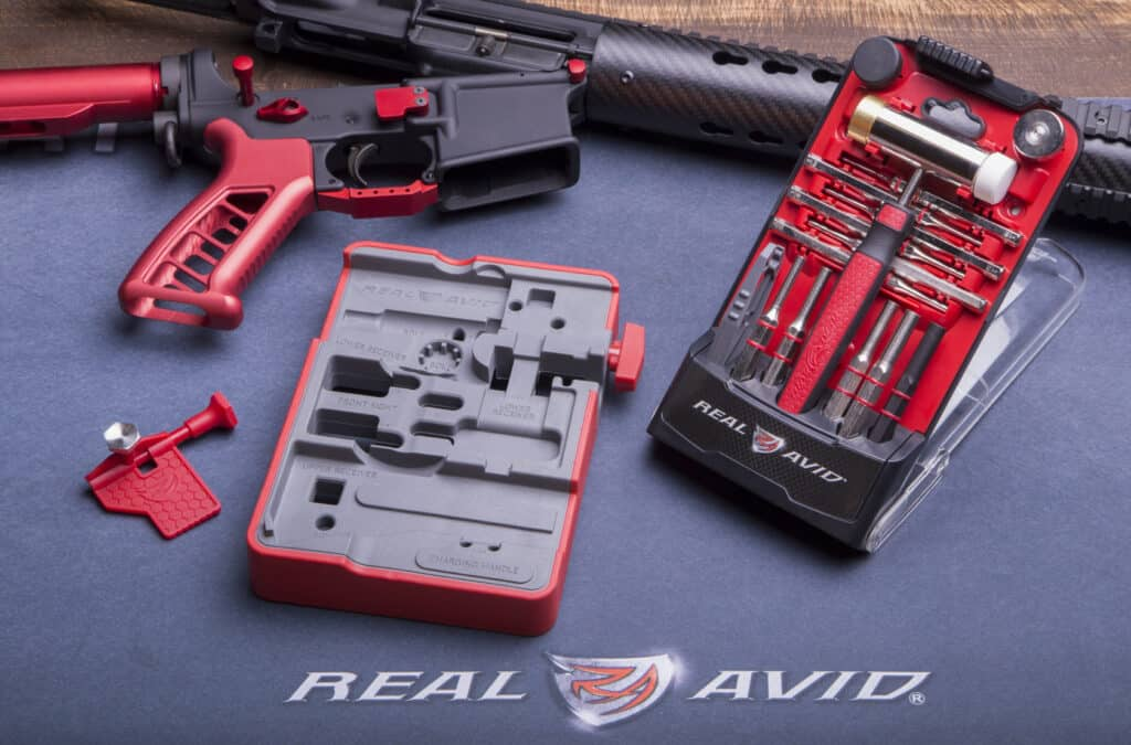 Real Avid AR15 Tools