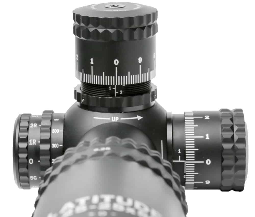 Sightmark Latitude Long-Range Riflescopes
