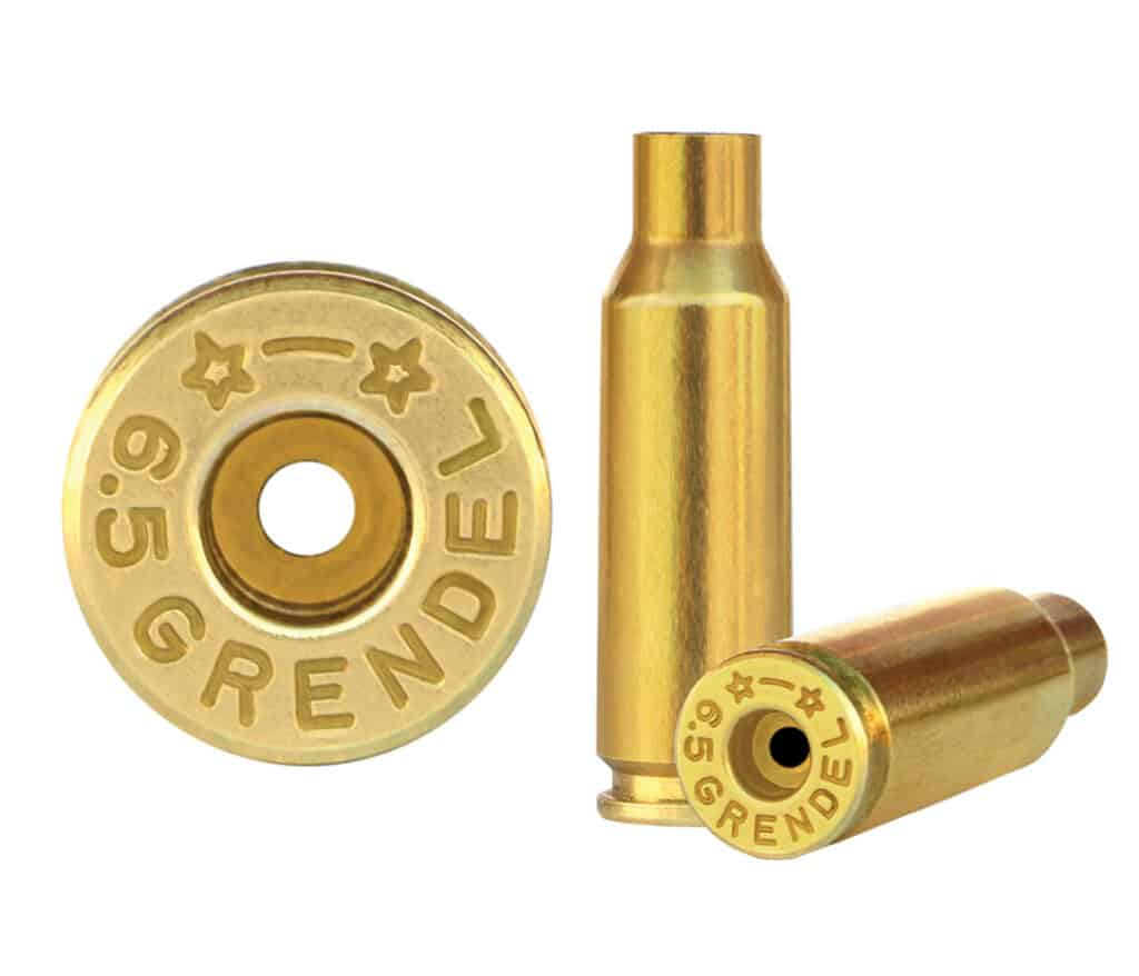 Starline 6 5 Grendel Brass