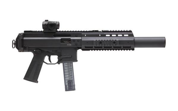 B&T Integrally Suppressed Advanced Police Carbine
