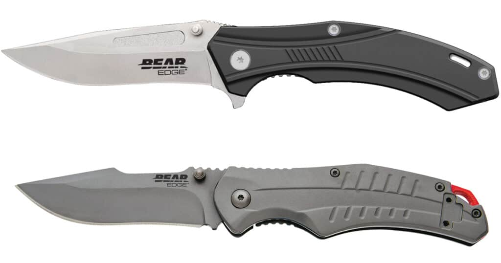 Bear Edge 61113 - 61114