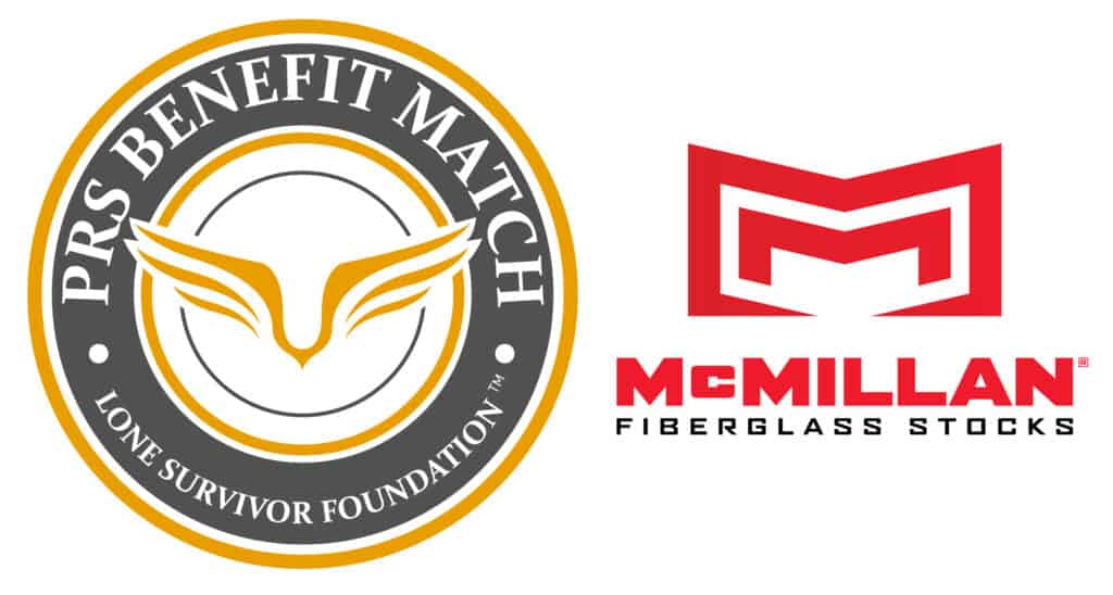 McMillan Fiberglass Stocks - PRS Lone Survivor Foundation Benefit Match