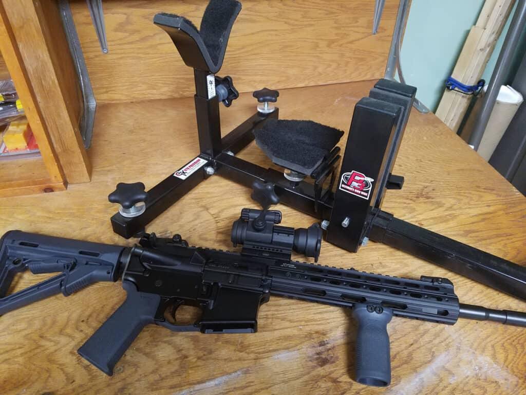 P3 Ultimate Gun Vise for Gun Cleaning & Gun Maintenance