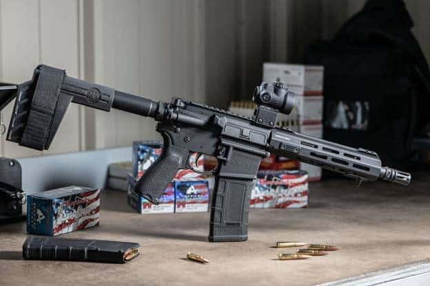 Springfield Armory SAINT Pistol in 300 BLK