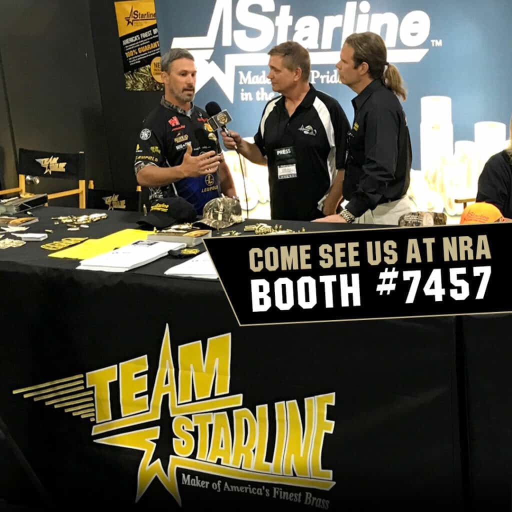 Starline Brass at NRA Annual Meetings