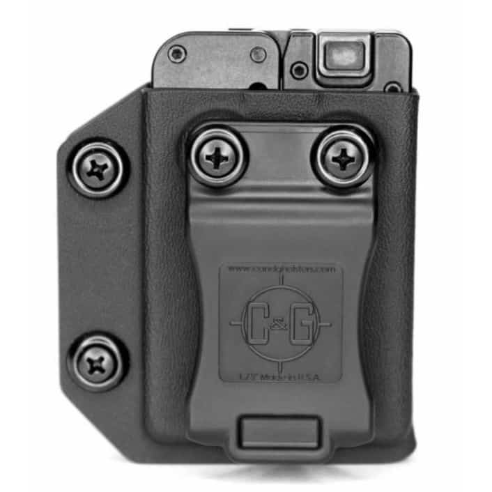Trailblazer Firearms LifeCard 22LR in Kydex Holster