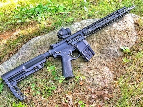 2A Armament Introduces .22 LR