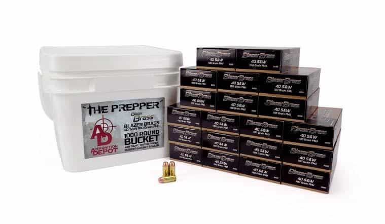 Ammunition Depot The Prepper and The Prepper Battle Pack
