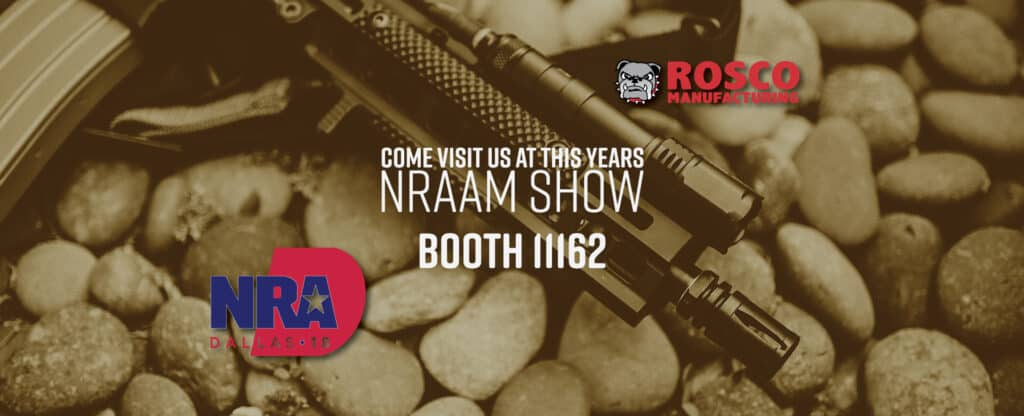 Rosco Manufacturing at 2018 NRAAM