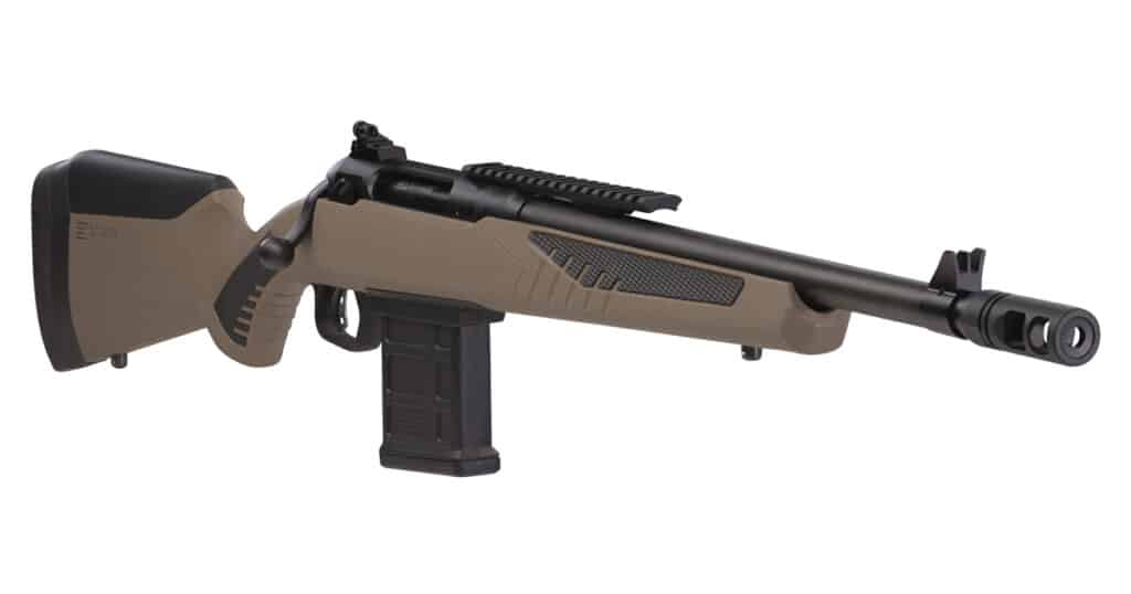 Savage Model 110 Scout Rifle