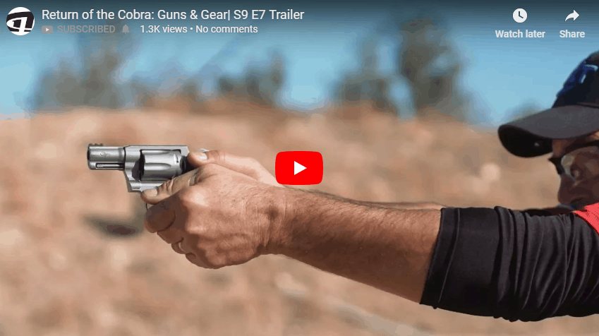 Smith & Wesson M&P M2.0 Featured on Guns & Gear
