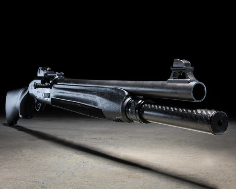 TacStar Carbon Fiber Mag Extensions for Mossberg & Benelli Shotguns