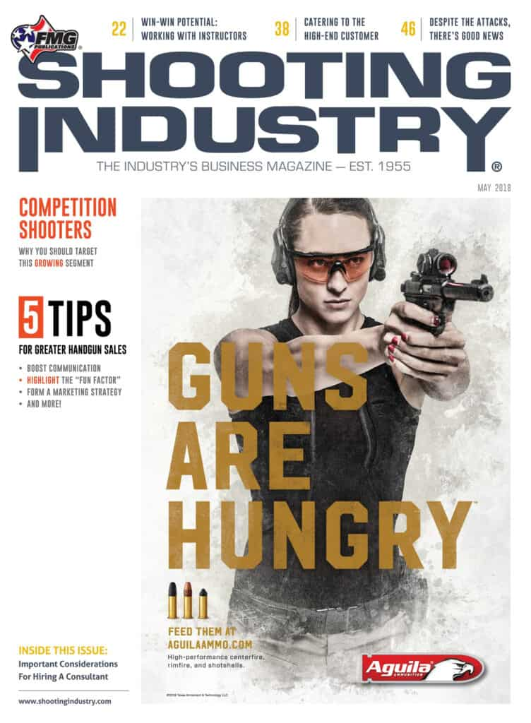 Targeting Competition Shooters - Shooting Industry Magazine