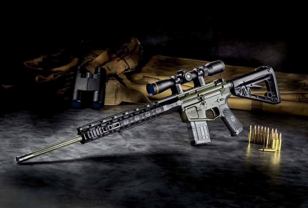 Wilson Combat 22 Nosler AR-15