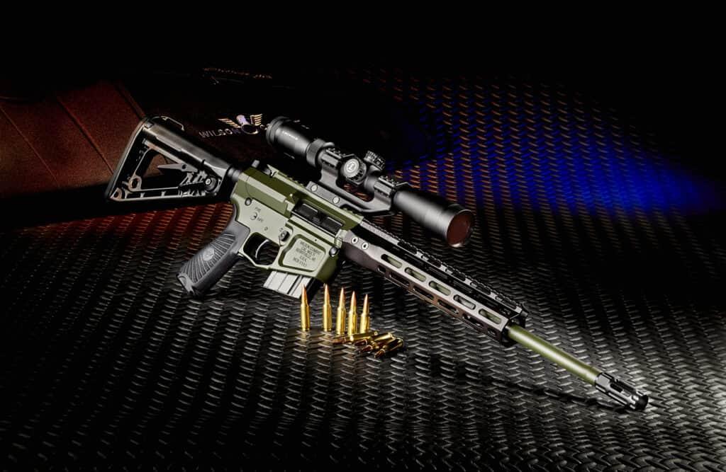 Wilson Combat 6 5 Grendel AR-15