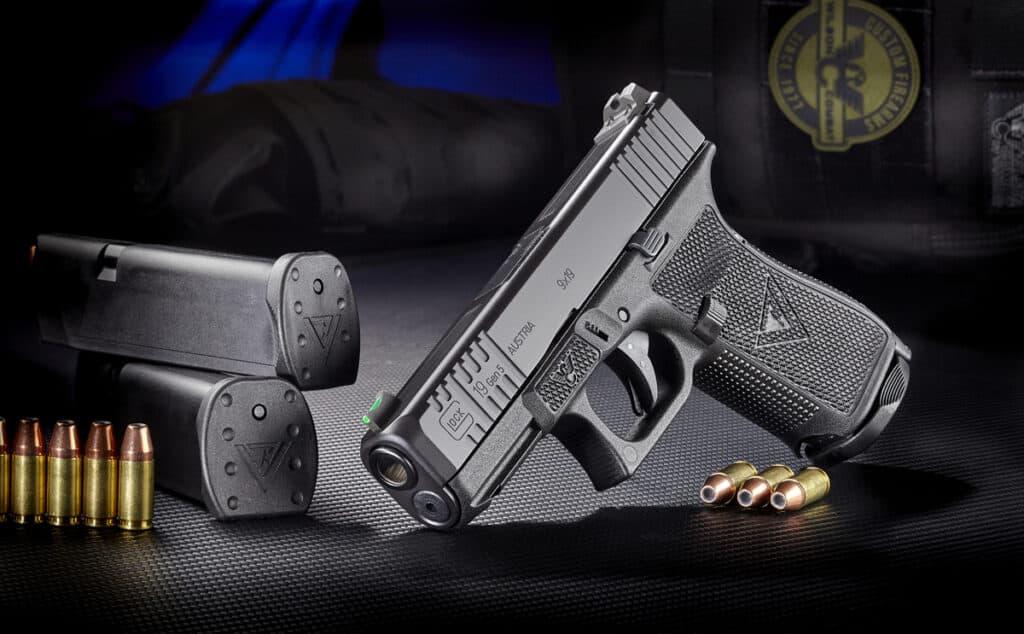Wilson Combat Vickers Elite Glock 19 Gen5