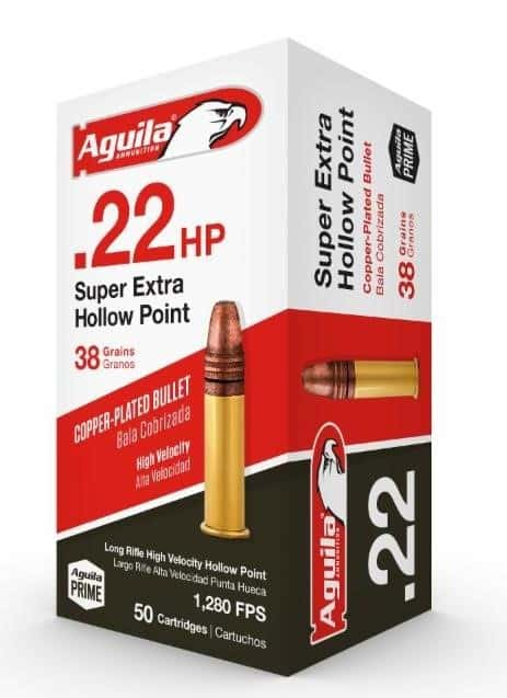 Aguila Hollow Point