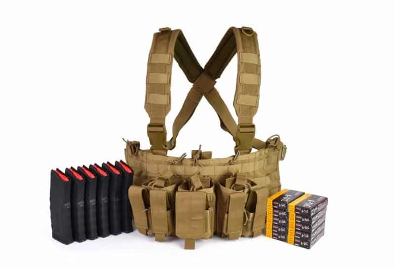 Ammunition Depot Condor Tactical Ready Rig Kit