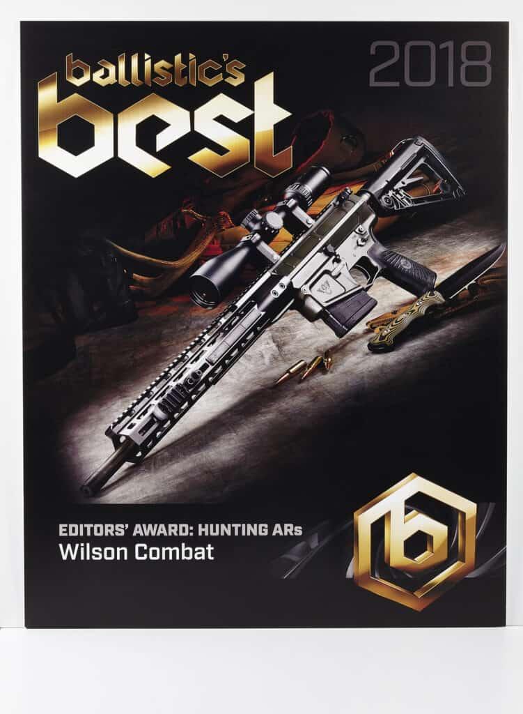 Ballistics Best Award