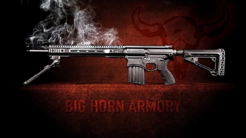 Big Horn Armory Rifle
