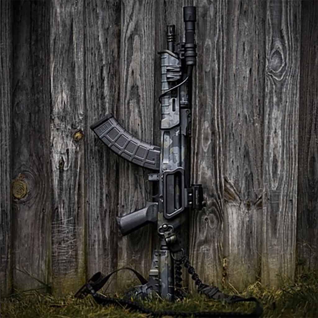 Century Arms C39v2 Blade AK Pistol
