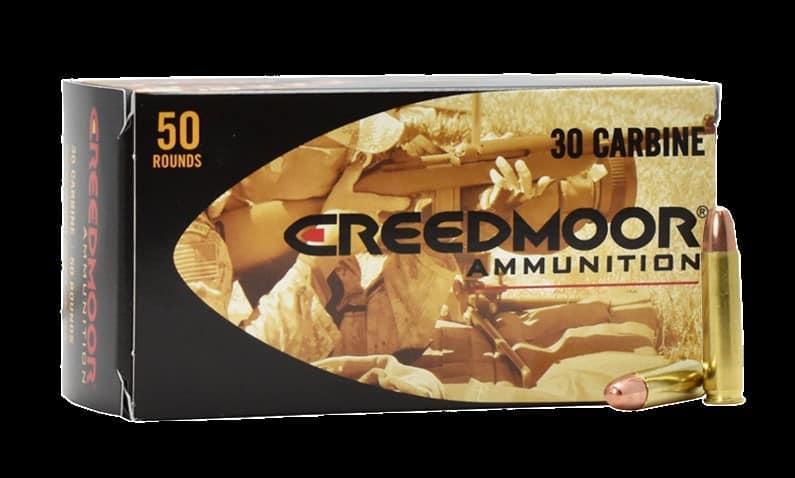Creedmoor 30 Carbine Ammunition