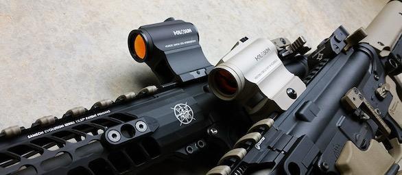 HoloSun Optic on Guns