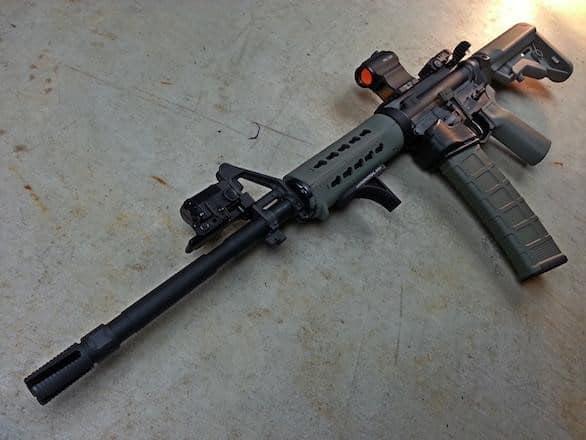 Holosun Rifle