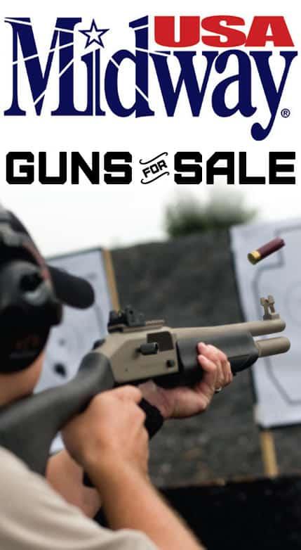 MidwayUSA Guns