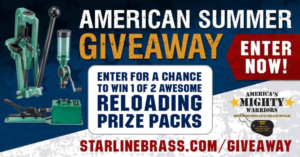 Starline Brass American Summer Giveaway