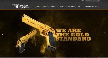 Website Magnum Research