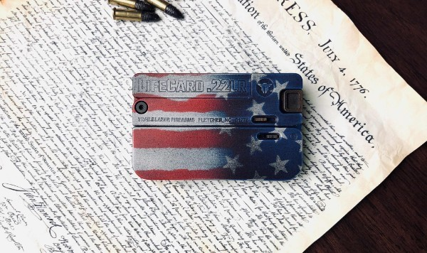 4th of the July LifeCard