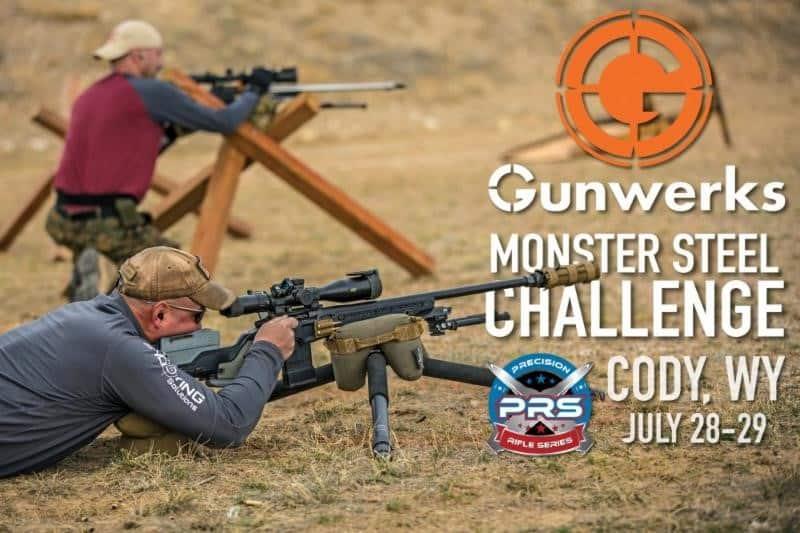 Gunwerks Monster Steel Challenge