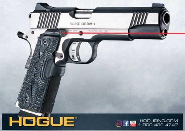 Hogue Inc Laser Enhanced Grips