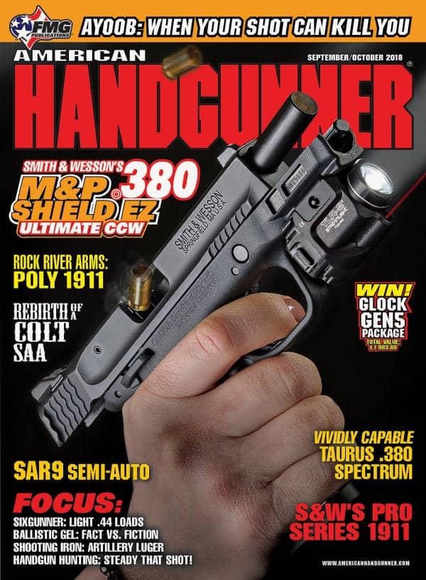 American Handgunner September