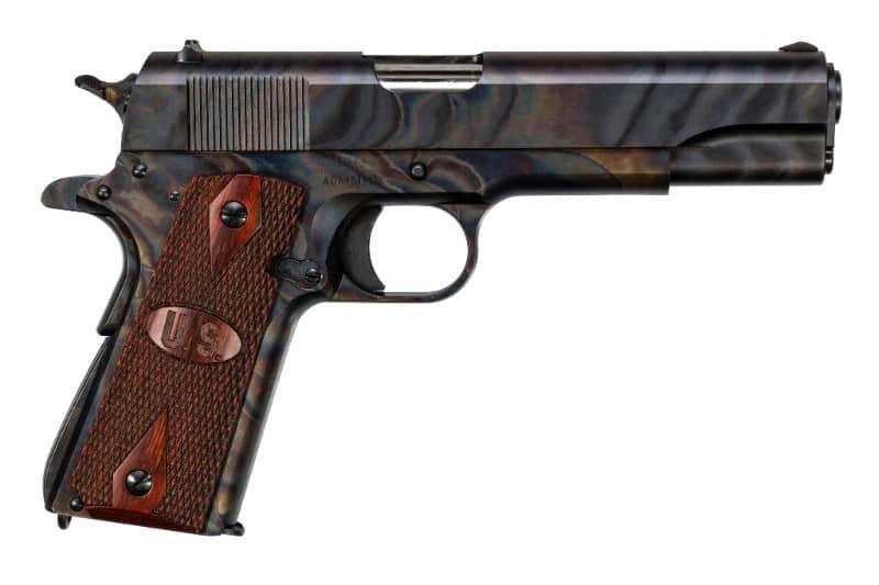 Auto-Ordnance Custom Case Hardened 1911 Pistol