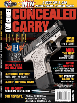 Concealed Carry 2018 Edition