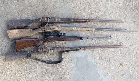 Guns of the Poachers