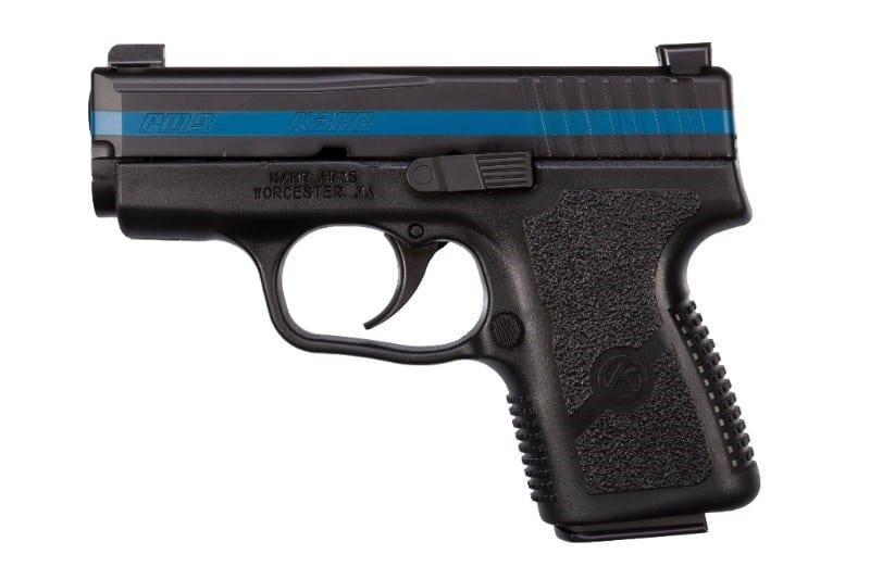 Kahr Arms Thin Blue Line PM9