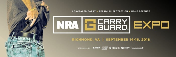 NRA Carry Guard Expo 2018