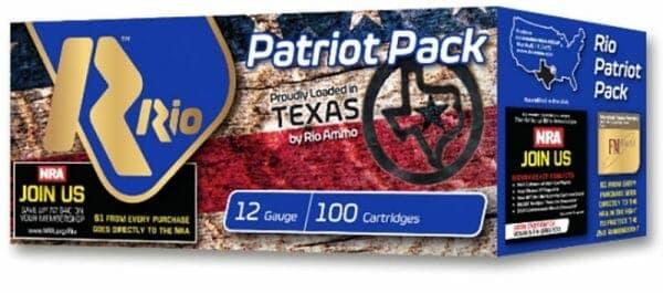 Rio Ammunition New Packaging