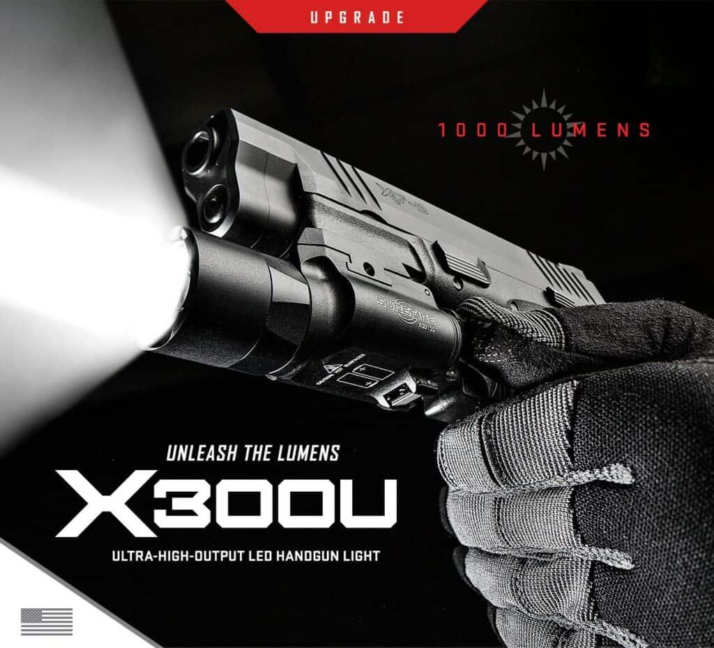 SureFire Lumen X300U