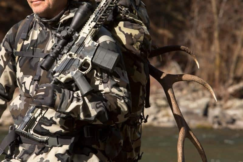 2A Armament Gearing up for the Hunt