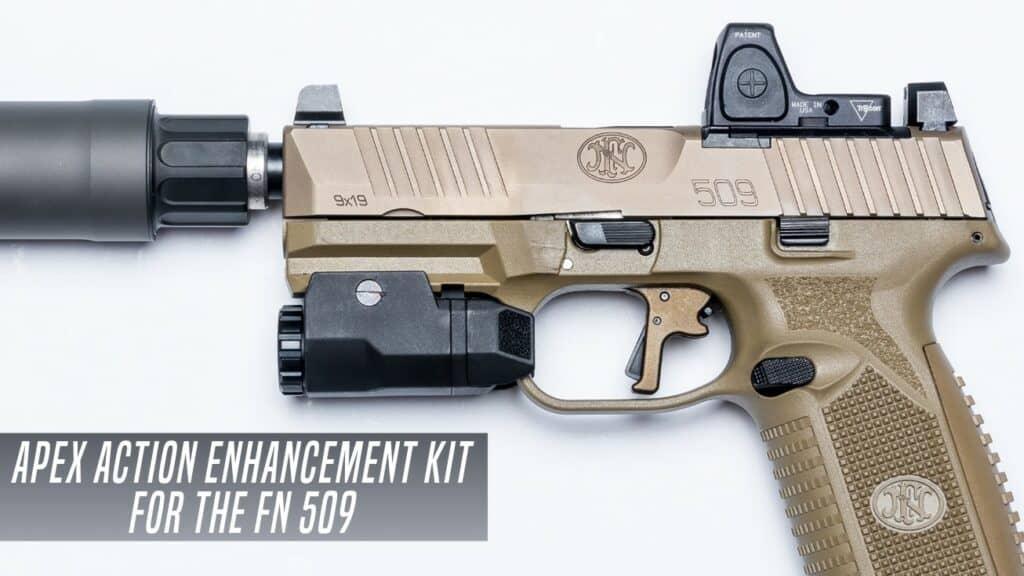 Apex Tactical Action Enhancement Kit