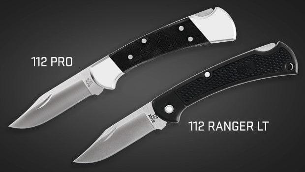Buck Knives 112 Ranger Line