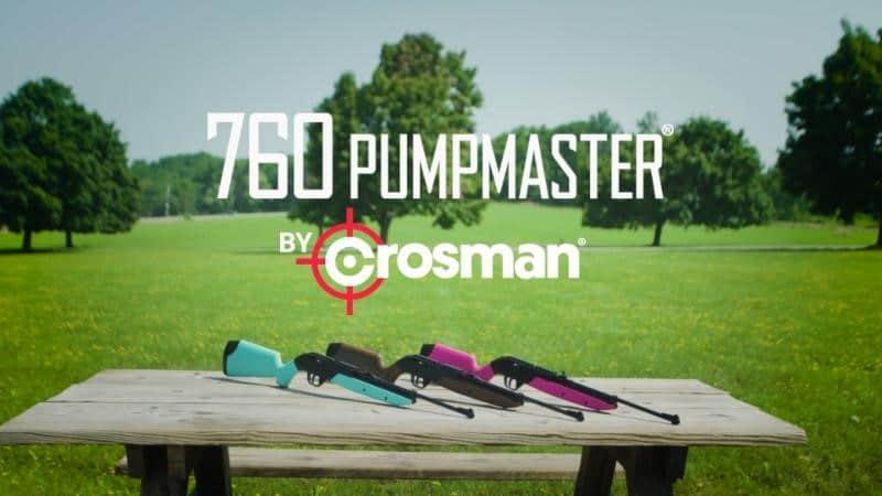 Crosman 760 Pumpmaster